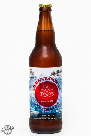 Mt Begbie Confederation Maple Cream Ale