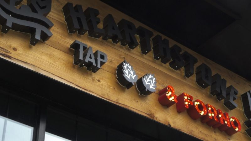 Flights Series Two Hearthstone Brewery Tap and Forno Sound