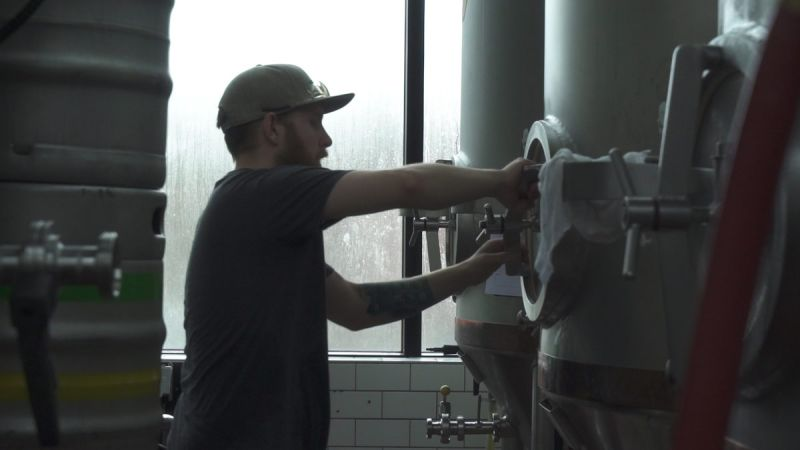 Flights Series Two Hearthstone Brewery Closing Fermenter