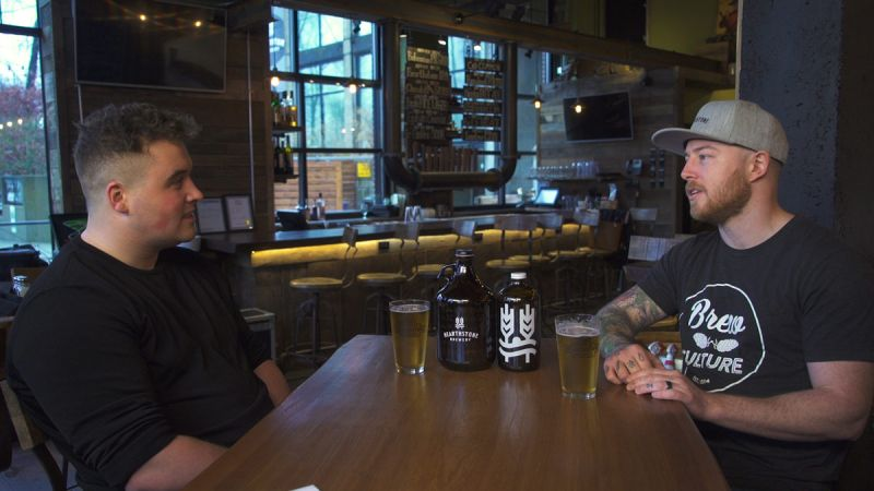 Flights Series Two Hearthstone Brewery Jack and Darren Interview