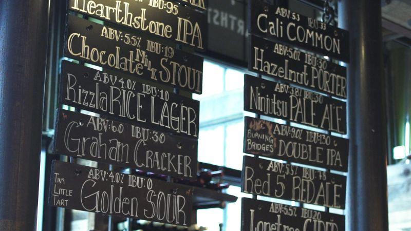 Flights Series Two Hearthstone Brewery Tap List