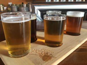 Hoodoo Adventures beer run flight