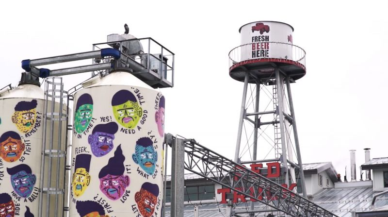 Flights Series Two Red Truck Beer Co Water Tower
