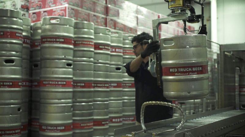 Flights Series Two Red Truck Beer Co Moving Kegs