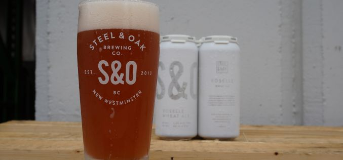 New, Rosell Wheat Ale Comes From Steel & Oak Brewing