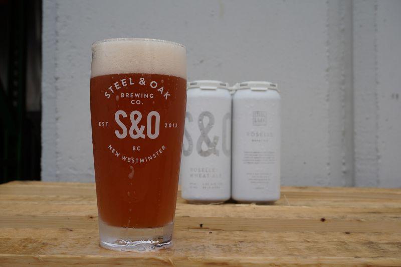 Steel & Oak Wheat Ale
