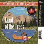 Yukon Brewing Land of Trees Spruce Tip APA
