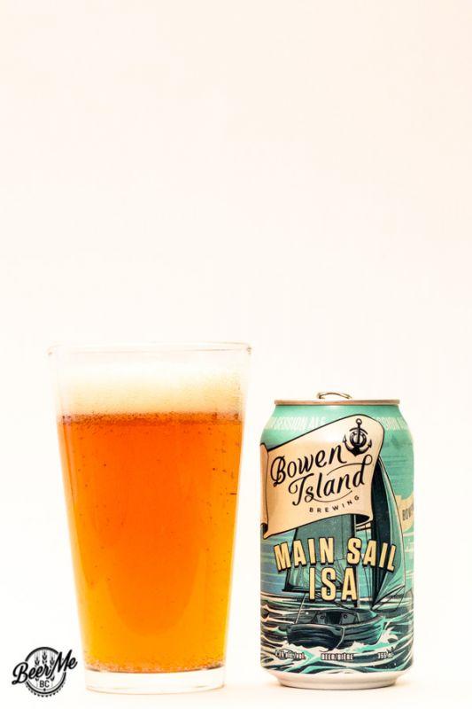 Bowen Island Brewing Main Sail ISA