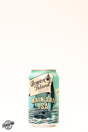 Bowen Island Brewing Main Sail ISA Can