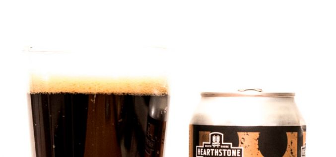 Hearthstone Brewery – Black Pils