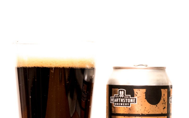 Hearthstone Brewery – Black Pils