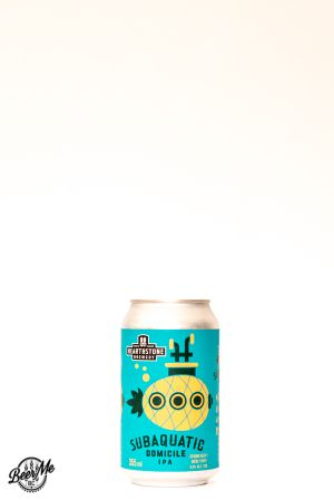 Hearthstone Brewery Subaquatic Domicilie IPA Can