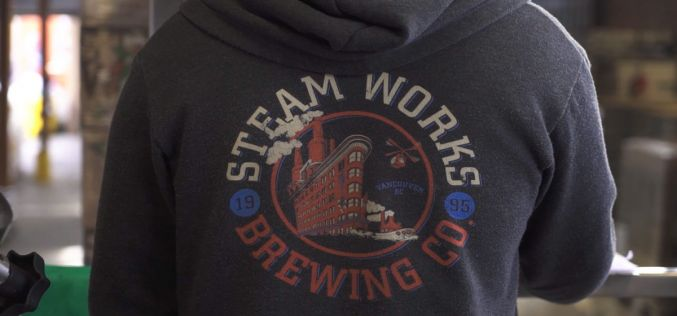 Fifth Episode of Flights Season Two – Steamworks Brewing Company