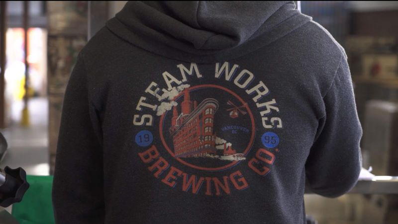 Flights Series Two Steamworks Hoodie