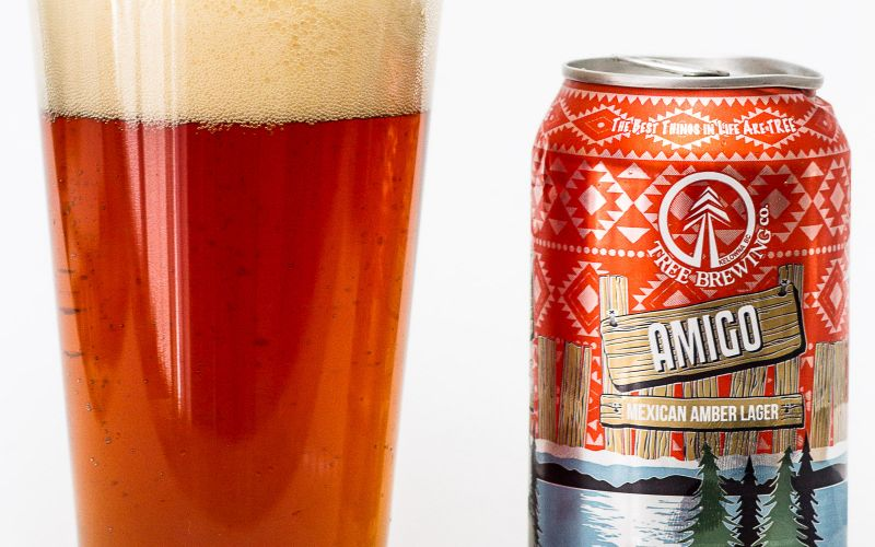 Tree Brewing Co. – Amigo Mexican Amber Lager