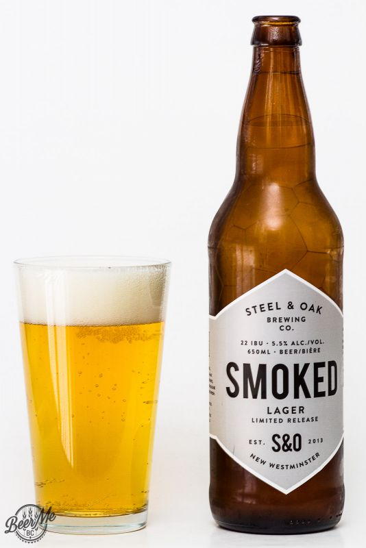 Steel & Oak Brewing Smoked Lager Review