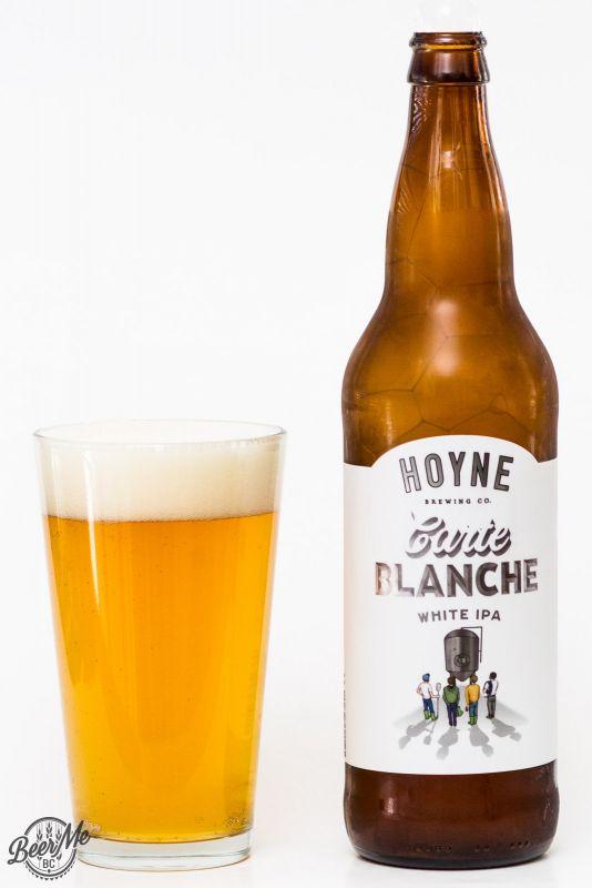 Hoyne Carte Blanche White IPA Review