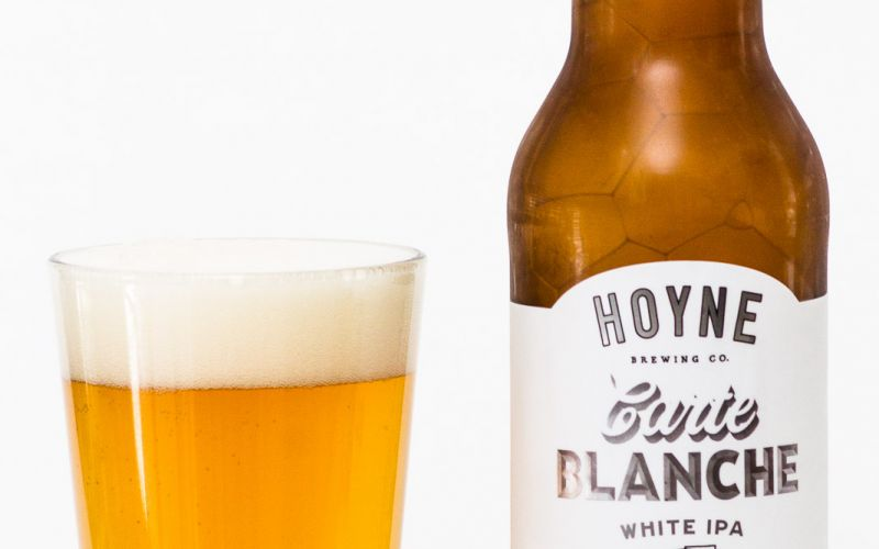 Hoyne Brewing Co. – Carte Blanche White IPA