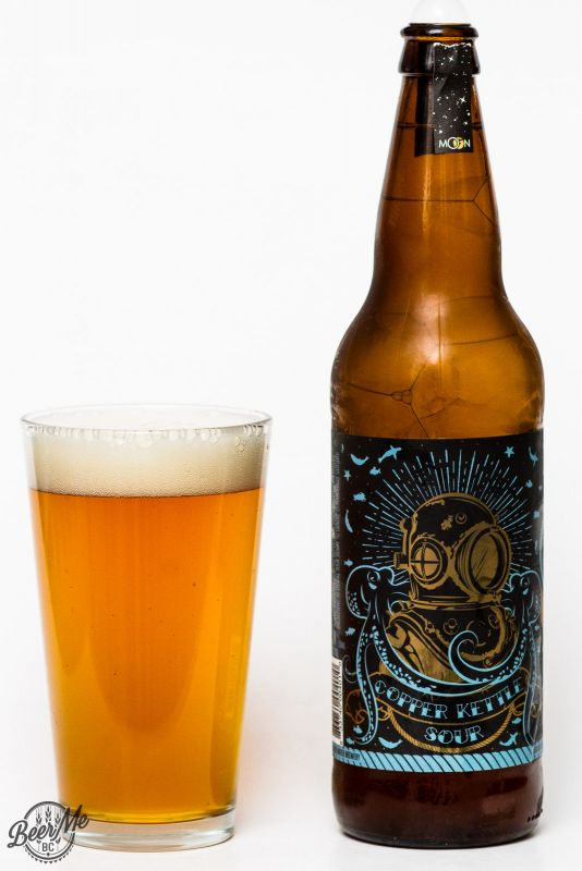 Moon Under Water Copper Kettle Sour Ale Review