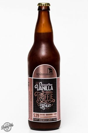 Spinnaker's Brewery Vanilla Truffle Saison Review
