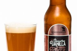 Spinnaker's Brewery – 33rd Anniversary Vannilla Truffle Wheat Ale