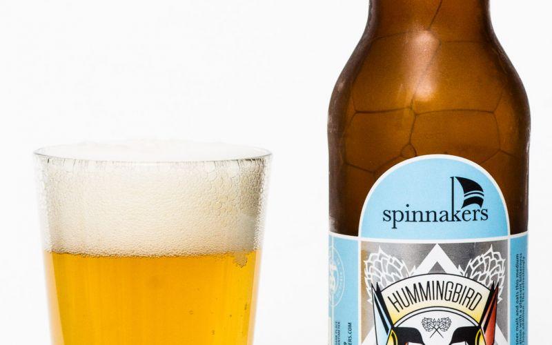 Spinnaker's Brewing co. – Hummingbird Hop Saison