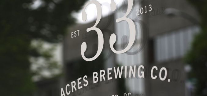 Seventh Episode of Flights Season 2 – 33 Acres Brewing Co.