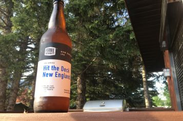 Hit The Deck! A New IPA From Fernie Brewing