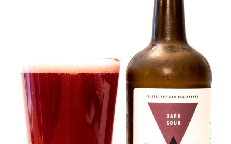 Field House Brewing – Blackberry and Blueberry Dark Sour