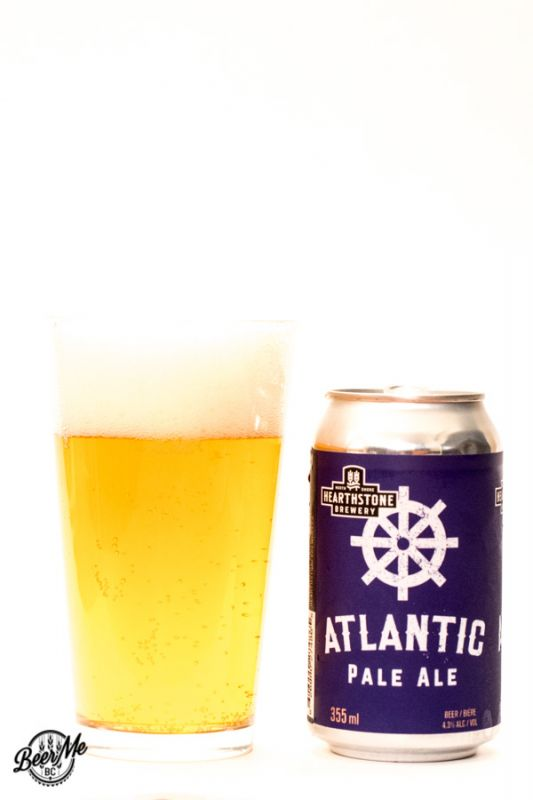 Hearthstone Brewery Atlantic Pale Ale