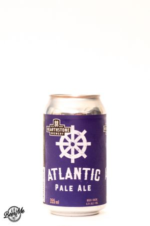 Hearthstone Brewery Atlantic Pale Ale Can