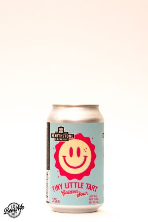 Hearthstone Brewery Tiny Little Tart Golden Sour Can