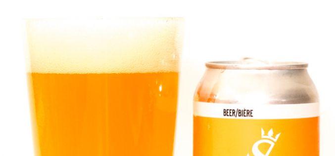 Strathcona Beer Co. – Beach Lemon Mandarin Radler