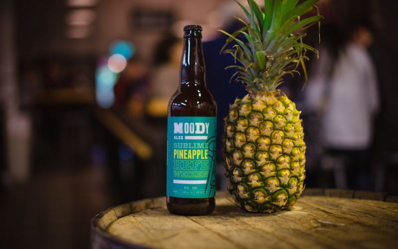 Sublime Pineapple Hef Returns from Moody Ales