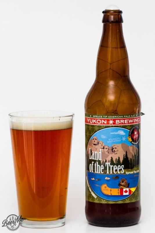 Yukon Brewery Land of the Trees Pale Ale review