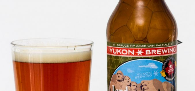 Yukon Brewing Co. – Land of the Trees Spruce Tip APA