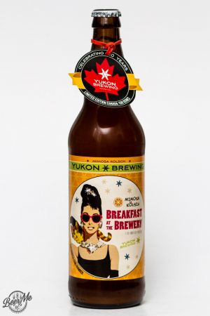 Yukon Brewery - Breakfast at the Brewery Mimosa Kolsch Review