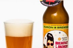 Yukon Brewing Co. – Breakfast at the Brewery Mimosa Kolsch