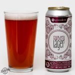 Spinnaker's Brewery Raspberry Lager Review