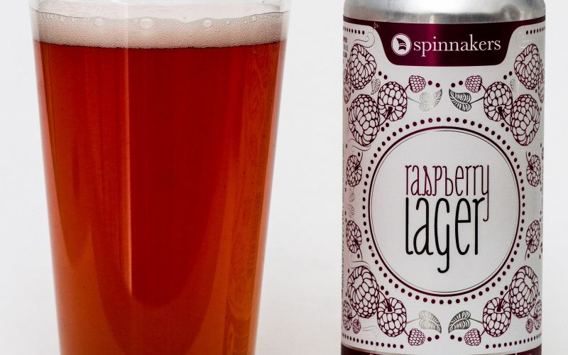 Spinnaker's Brewery – Raspberry Lager
