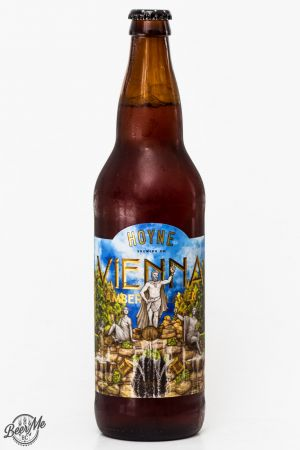 Hoyne Brewing Vienna Amber Lager Review