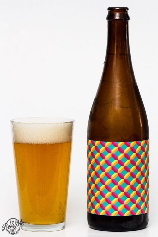 Four Winds Brewing Norweigian Wood Farmhouse Saison Review