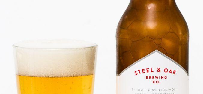 Steel & Oak Brewing Co. – Coorinna Oceanic Inspired Saison