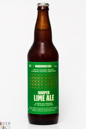 Vancouver Island Brewing Juniper Lime Ale Review