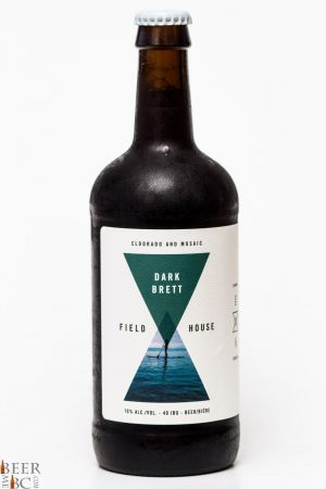 Fieldhouse Brewing Co. - Dark Brett Ale Review