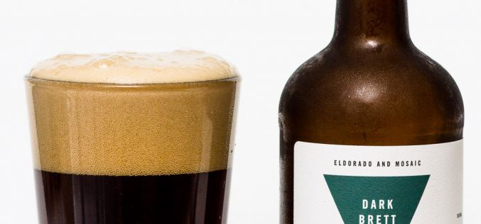 Field House Brewing Co. – Dark Brett
