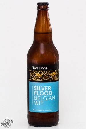 New Caledonia Brewing Twa Dogs Silver Flood Belgian Wit Review