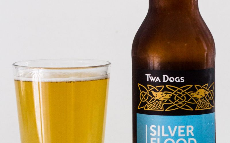 Victoria Caledonian Brewery – Twa Dogs Silver Flood Belgian Wit