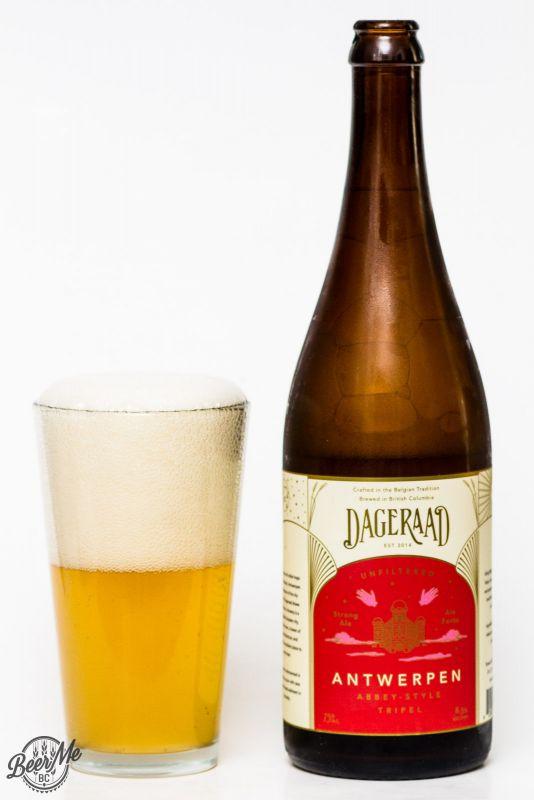 Dageraad Brewing Antwerpen Belgian Tripel Review