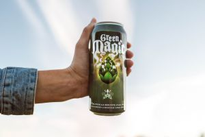 Green Magic IPA Tall Cans